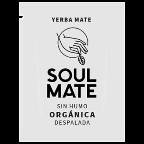 yerba mate soul mate organica tea bags logo