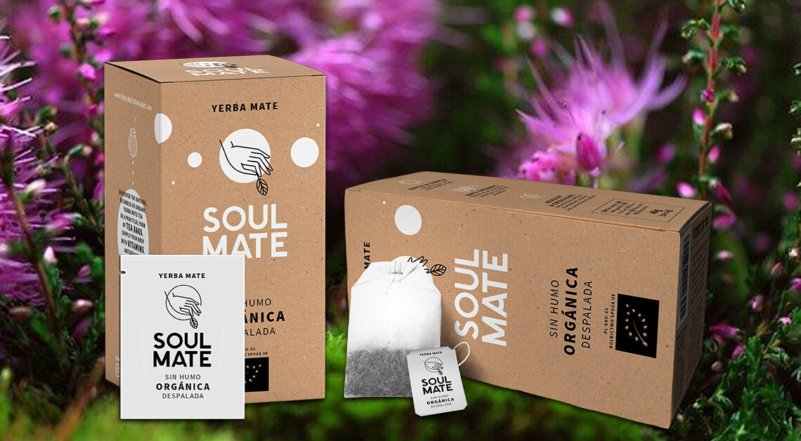 yerba mate soul mate in tea bags